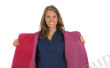 FullCoat Wrap LeadApron Female